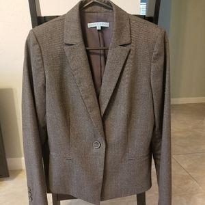 Womens Antonio Melani Gray Suit size 6